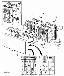 John Deere 4200 Fuse Box Diagram