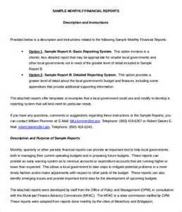 Sle Of Report Writing by 21 Monthly Sales Report Templates Free Sle Exle