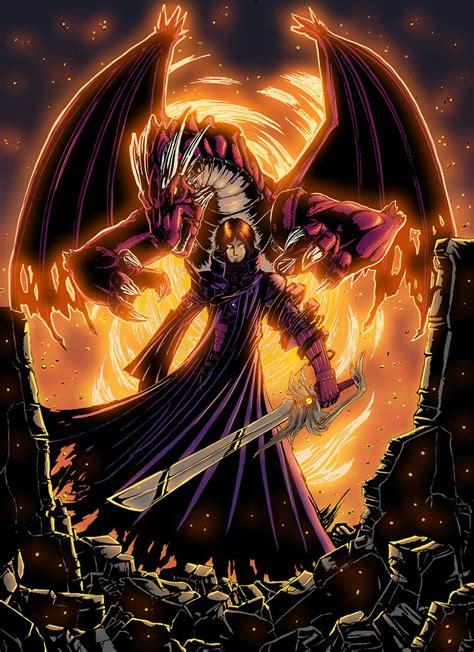 dragon summoner  magna omega  deviantart