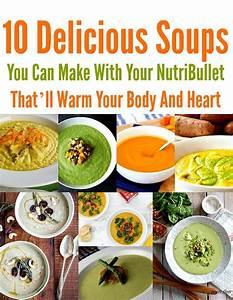 Nutribullet Rx Mushroom Soup Recipes