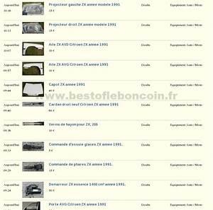 Piece Detache Voiture : voiture en pi ce d tach equipement auto franche comt best of le bon coin ~ Gottalentnigeria.com Avis de Voitures