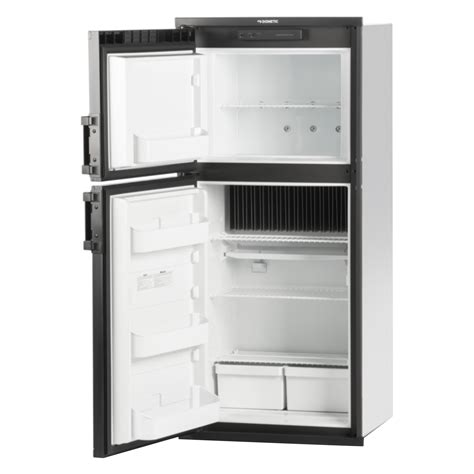 dometic rv dmrb americana   cuft  doors refrigerator  freezer ebay