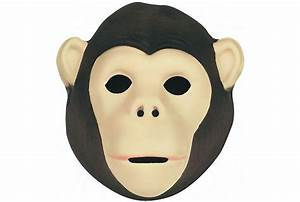 Chimpanzee Face Mask Monkey Face Masks