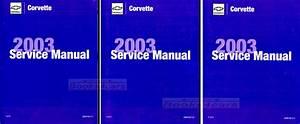 Chevrolet Corvette Manuals At Books4cars Com