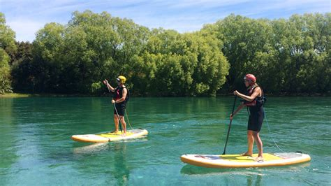 Stand Up Paddle Boarding Lake Wanaka Guided Trips And Board