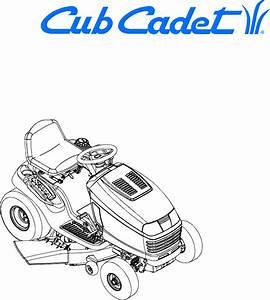 31 Cub Cadet 1554 Parts Diagram