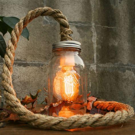 nautische ideen mit seil dekoration archzinenet