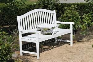 Gartenbank 2 Sitzer Weiß : gartenbank wei 3 sitzer ~ Bigdaddyawards.com Haus und Dekorationen