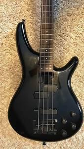 Ibanez Soundgear Sr800 Bass 1992 Japan Mij Hipshot Xtender