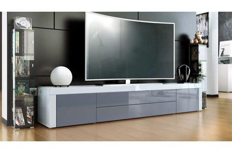 chambre a coucher adulte noir laqué meuble télé bas laqué design trendymobilier com