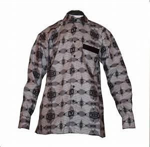 Chemise Noir Et Blanc : chemise homme en woodin noir et blanc taille l mj0022 ~ Nature-et-papiers.com Idées de Décoration