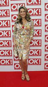 Claire Sweeney in OK! Magazine - 10th Anniversary Party ...