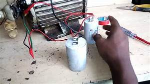 Capacitor Start  U0026 Run Motor Connection  How To Connect Single Phase Motor