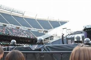 Soldier Field Section C3 Row 22 Seat 16 One Direction