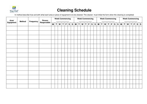 magnificent house cleaning rota template ideas resume