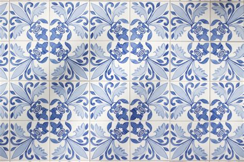 blue and white tile texture www imgkid the image