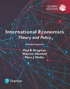 timer 75 minutes international economics theory and policy global edition