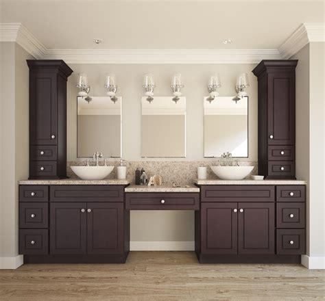 bathroom wood vanities espresso bean ready to assemble bathroom vanities