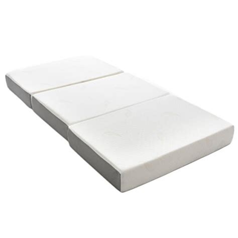 tri fold mattress mattresses 6 inch memory foam tri fold ultra soft