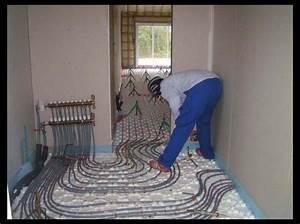 Chauffage Au Sol : prix d un plancher chauffant eau le guide complet ~ Premium-room.com Idées de Décoration
