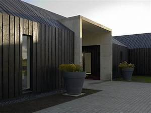Black Timber Cladding Google Search Exterior