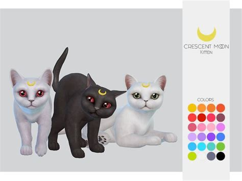 112 Best The Sims 4 // Pets Cc Images On Pinterest
