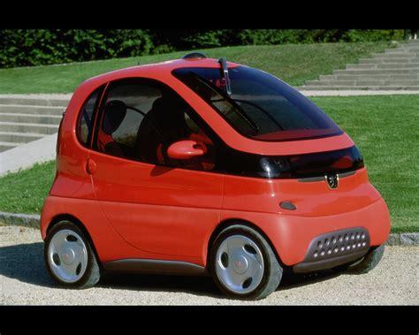 Peugeot Electric Car by Peugeot Tulip Electric Car Concept 1995