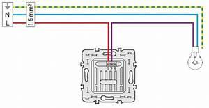 Branchement Variateur Legrand : sch mas electriques produits legrand mais compatibles ~ Melissatoandfro.com Idées de Décoration