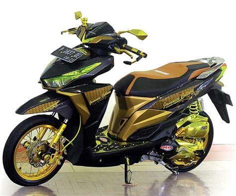 Modif Honda Vario 150 by Honda Vario 150 Esp 16 Jember Mewah Modif Langka