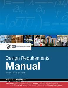 Design Requirements Manual  Drm