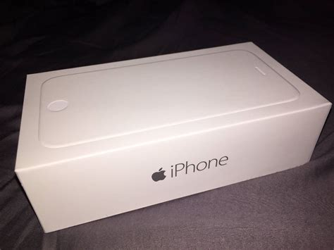 iphone box iphone 6 box with 6 mini apples inside in wood