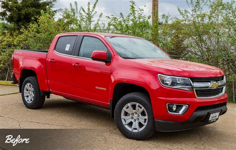 Packages On Chevy Colorado  Autos Post