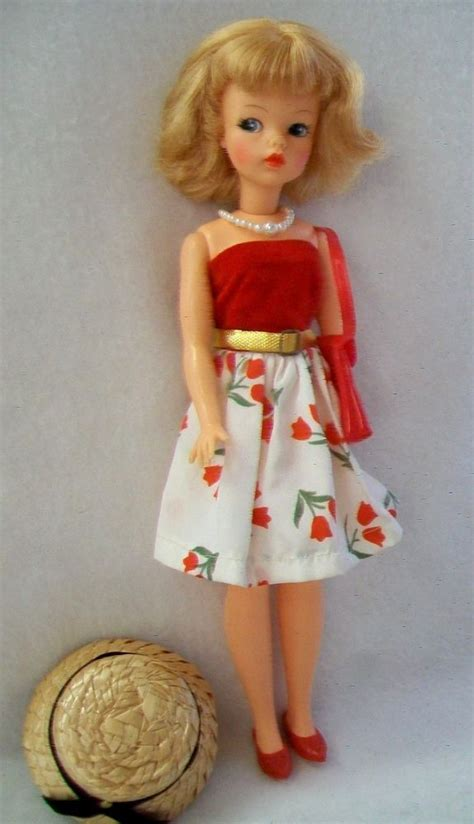 """Ideal Tammy Wearing """"dance Date"""" Dress What Doll & Of In"""