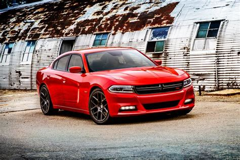 2015 Dodge Charger R/t Review & Rating
