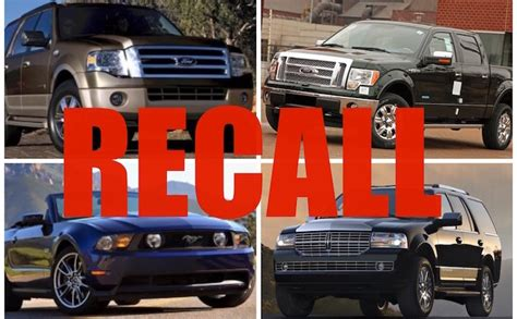 ford issues safety recall   ford