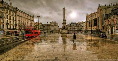 rainy city wallpapers hd bing images desktop background