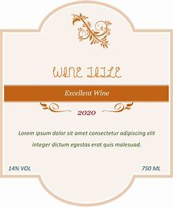Avery wine label template 22826 for Avery wine label templates