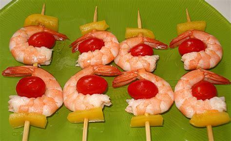 vin blanc sec cuisine recette brochettes de crevettes roses aux tomates cerises
