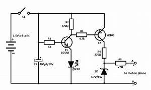 Mobile  U202a  U200ephonecharger U202c Circuit Is A Device Used To Put