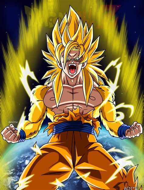 Goku ssjmy Version by Bejitsu on DeviantArt