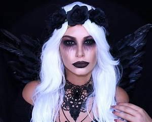 Angel Halloween Makeup | newhairstylesformen2014.com