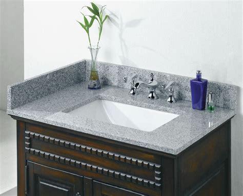 pedra granite vanity top with um trough bowl napoli 31