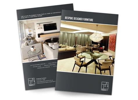 Modern Furniture Catalogue Brochure Designs Jayce O