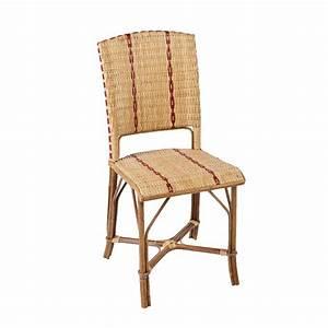 Chaise En Rotin : chaise en rotin bagatelle chaise rotin kok maison ~ Preciouscoupons.com Idées de Décoration