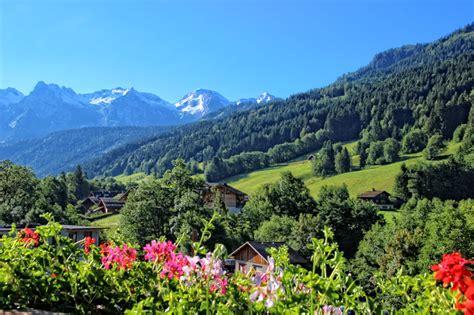 Le Grand Bornand Haute Savoie The Good Life France