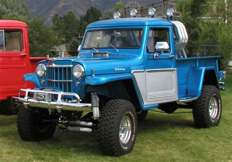 custom willys jeep  truck  sale willys   sale  salt lake city utah