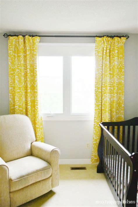 id d oration bureau stunning rideaux pour chambre jaune contemporary amazing
