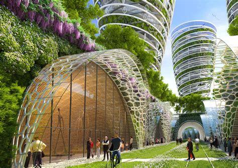 architecture vegetale voila  quoi pourrait ressembler