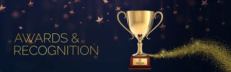 Awards and Recognition | Arya College Jaipur
