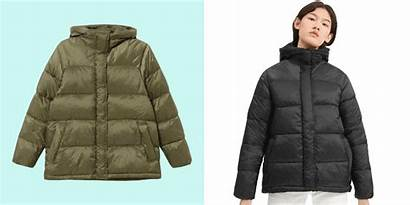 Jacket Everlane Puffer Puffy Tights Puff Person